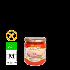 Tomate Frito Ecologico con Cebolla